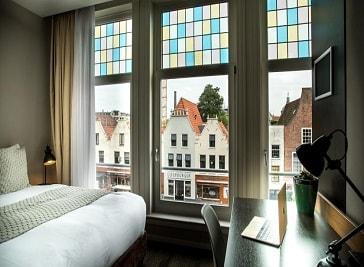 Boutique Hotel Rembrandt in Leiden