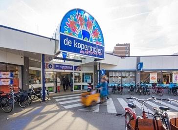 De Kopermolen in Leiden