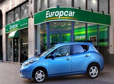 Europcar in Leiden