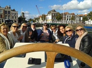 Leiden Water Tours