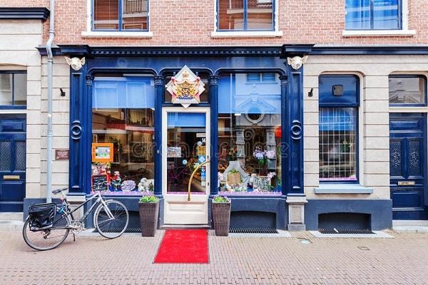 Shopping in Leiden