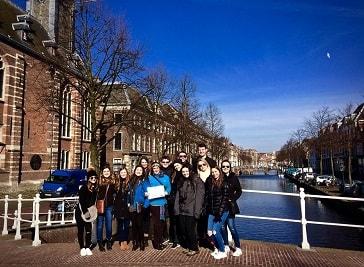 StoryTravel in Leiden